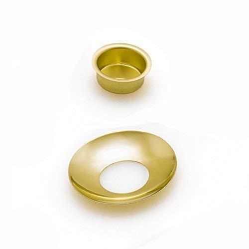 Akozon 300pcs Oeillets Bouton Pression Kit 5mm 10 couleurs Grommets Oeillets Rondelle Outil R/éparation et D/écoration pour V/êtements