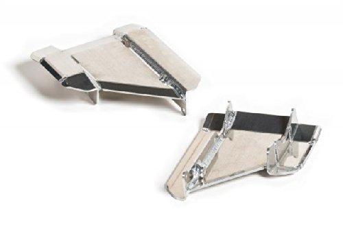 XFR - Aluminum .190 Swing Arm Skid Plate Guard DRR 50 Youth Atv's