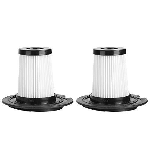Blantye 2 uds Cartucho de Filtro Pieza de Repuesto Apta para Accesorios de aspiradora ZC405F ZC405Z ZC405S