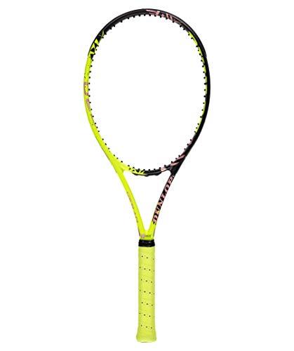 Dunlop NT R3.0–Raqueta de Tenis, Color Amarillo, tamaño 4