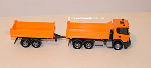 Herpa 309738 Scania CG TandemHzg, Farbe
