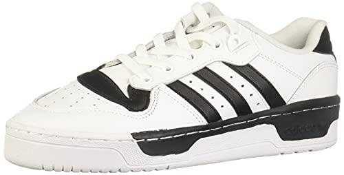 adidas Rivalry Low, Zapatillas de Running Hombre, Blanco, 43 1/3 EU