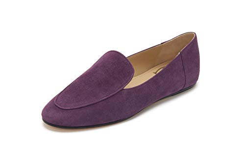 Etienne Aigner Camille Loafer in Plum