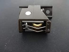 Amazing Drapery Hardware Roman Shade Cord Lock 1/Pack Brown