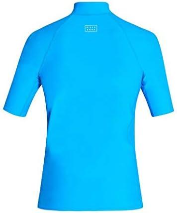 Billabong Men's Standard All Day Wave Short Sleeve Rashguard