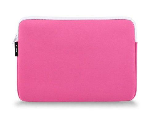 Lavolta CB-LV13C-3 Sprint - Custodia morbida in neoprene per Apple Macbook Pro/Unibody 38,1 cm (15 pollici), colore: Rosa