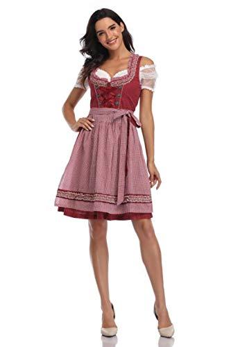 oktoberfest kleding vrouw lidl