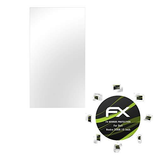 atFolix Bildschirmfolie kompatibel mit Dell Vostro 5568 15 inch Spiegelfolie, Spiegeleffekt FX Schutzfolie