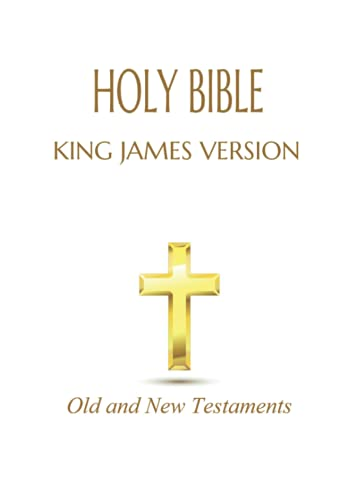 Compare Textbook Prices for Bible: Holy Bible King James Version Old and New Testaments KJV Annotated  ISBN 9798512585412 by The Bible