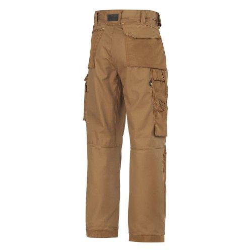 Snickers Workwear - broek 252 *längere Lieferzeit Bruin