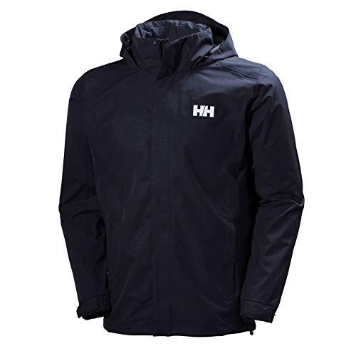 Helly Hansen Dubliner Jacket, Giacca Uomo, S, Blu (Navy)