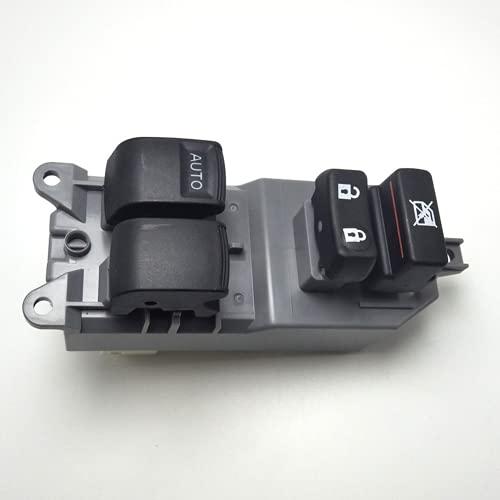 Interruptor Maestro de Control de Ventana, Interruptor de Ventana eléctrica, para Toyota Yaris Rav 4 Corolla 2005-2011 84820-0D100 848200D100