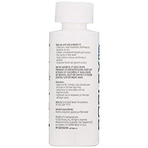 BosleyMD Men's Minoxidil Dropper, Extra Strength, 2 fl oz (2 Count)