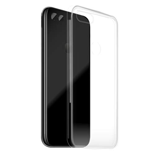 KSTORE365 Funda para Huawei P9, Carcasa Silicona Transparente, Protector De Goma Blanda, Cover Caucho, Gel TPU para Huawei P9