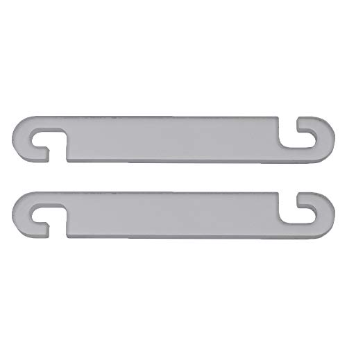 Univok Acorta el cable de la lámpara colgante hasta 1 m de longitud sin cortar (2 unidades)