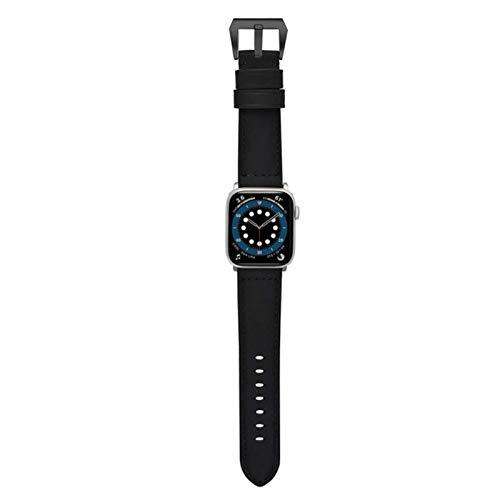 Armband für Apple Watch Serie 6 5 4 SE aus echtem Leder für iWatch 3 Bänder 42 mm 38 mm Armband Herren Damen Uhrenarmband Correa