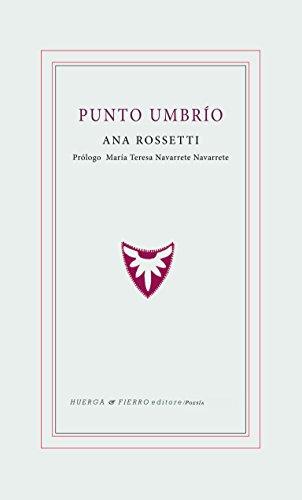 PUNTO UMBRÍO (Poesía)