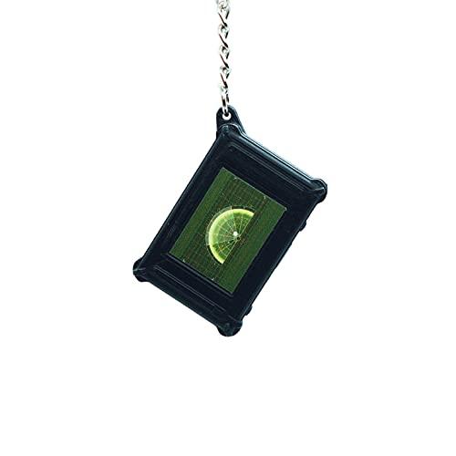 Portachiave Ecosostenibili con stampa 3D- - Sensore Cardio - Call of Duty Warzone - Regalo per gli Amici e Team