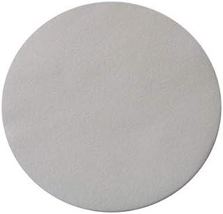 CELLTREAT 230734 Glass Fiber Filter Disk CELLTREAT Scientific Products Pack of 50 90 mm Sterile 1.0um 50//Re-sealable Bag Prefilter Binder Free