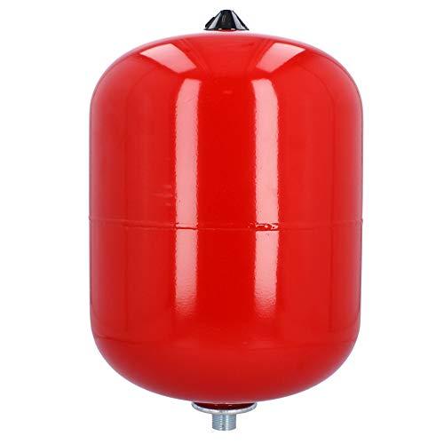 IBAIONDO Membran Ausdehnungsgefäß Heizung 12L | Druckausdehnungsgefäß Ausgleichsbehälter Überdruckventil Zentralheizung Expansionsbehälter 5 Bar Arbeitsdruck Sanitärgefäß Heizgefäße