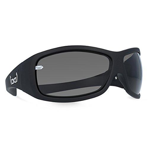 gloryfy unbreakable eyewear Sonnenbrille G3 black matt, schwarz