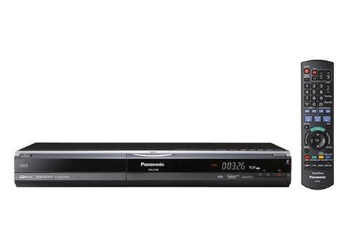 Panasonic DMR EX 88 EG K DVD- und Festplattenrekorder 400 GB (DivX-zertifiziert, Upscaling 1080i, HDMI) schwarz