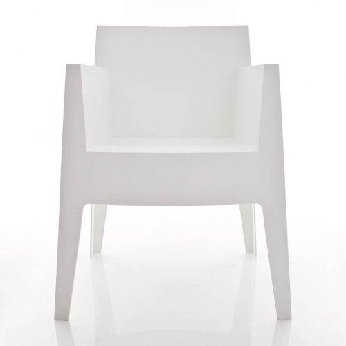 Driade - Toy Sedia in polipropilene - Colore bianco