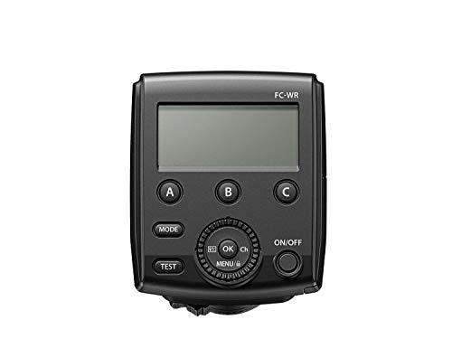 Olympus FC-WR - Control Remoto para múltiples Unidades de Flash de Forma remota (configuración rápida, conecte hasta 3 Grupos) Color Negro