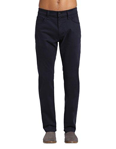 Mavi Men's Zach Regular-Rise Straight-Leg Pants, Dark Navy Twill, 33W x 30L