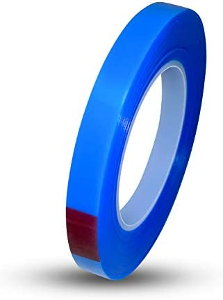T R U UHMW High Impact Abrasion Resistant Slippery Tape with Acrylic Adhesive 36 Yards 1 2 12 product image