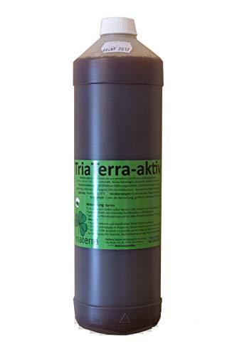 TriaTerra-aktiv 1l Flasche Effektive Mikroorganismen EMa (4,50€/1L)