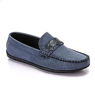 أحذية نوبوك بدون كعب مجدلة للرجال من جرينتا