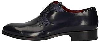 MARINI Derby - Zapatos elegantes para hombre CR1626 047, piel azul, original PE