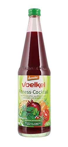 Voelkel Bio Fitness-Cocktail (1 x 700 ml)