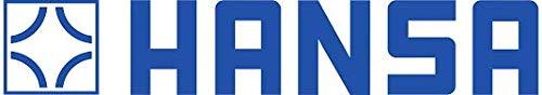 Hansa–Einhebelmischer B/D für Fuß Badewanne Chrom Loft 57762073)