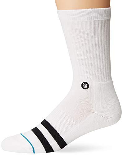 Stance Foundation OG white Socks Size M