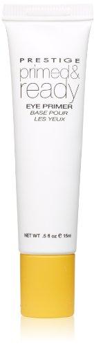 Prestige Cosmetics Primed and Ready Eye Primer, 0.5 Fluid Ounce