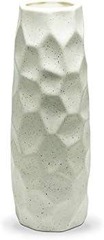Dr.Cerart Modern Table Centerpieces Flower Ceramic Vase