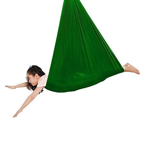 LICHUXIN Terapia Swing Sensorial Swing Interior con Cojinete Carga 200kg Swing Abrazo para Niños con Necesidades Especiales Terapia Interior Swing para Autismo ADHD Integración Sensorial
