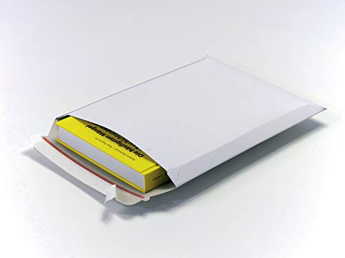 Pressel Versandtasche, o.Fe, hk, 235x310mm, Karton, weiß