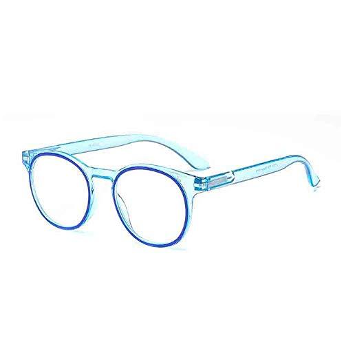 Suertree Blaulicht Brille Blaulichtfilter Lesebrille Federscharnier Computerbrille Anti Ermüdung Brille 2.0x JH213