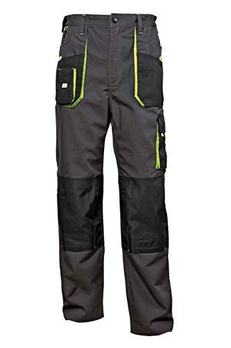 Emerton® - Pantaloni da Lavoro multitasca Extra Resistenti - Uomo - Stile Cargo - Colori Diversi