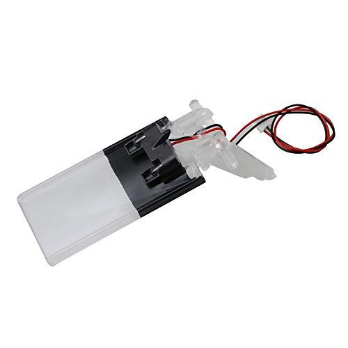 BQLZR Kunststoff 241685703 Wasserantrieb für Kühlschrank ersetzt LSC238DB4 FLSC238DS8 FLSC238JS0 FLSC238JS2