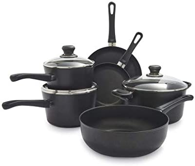 Scanpan Classic 9-Piece Cookware Set