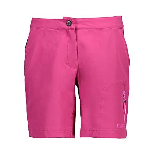 CMP Jungen 30C5955_H820_152 Shorts Girls Bike, Rosa