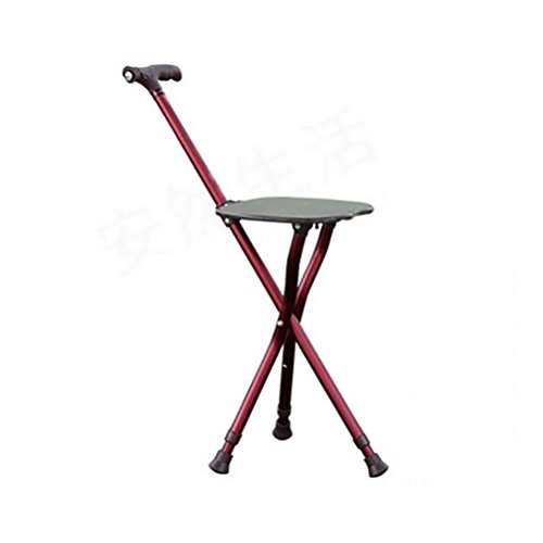 YaO viervoetenhulp Quad Cane – lichtgewicht wandelstok voor mannen en vrouwen – wandelpersoneel kan door rechts- of linkshandigen worden gebruikt.