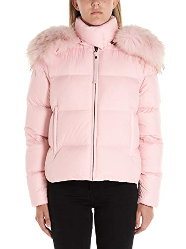 MR&MRS ITALY Luxury Fashion Womens Down Jacket Winter Pink