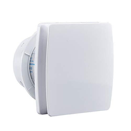 Window-Type Ultra-Quiet Ventilation Fan 6-inch, Silent with Check Valve for Living Room/Bedroom/Toilet ZHAOSHUNLI 930