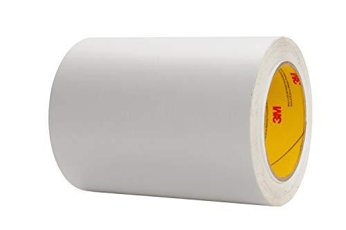 3M Vinyl Film Tape 33504W, White, 60 in x 20 yd, 1 roll per case