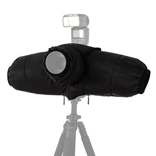 Accesorios de la cámara Caso de la Cubierta a Prueba de Viento Caliente térmica a Prueba de Lluvia Invierno for DSLR y cámaras SLR